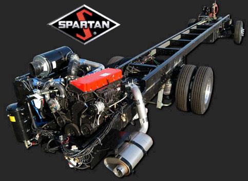Startracks Custom Mobile Medical Vehicles - Spartan Chassis